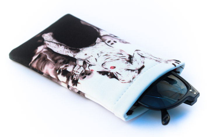 Retart, Sirka, pouzdro na brýle spotiskem, printed case for glasses and sunglasses
