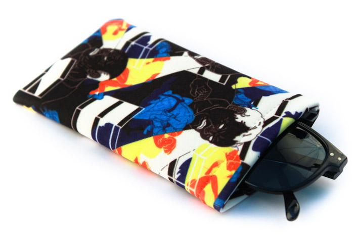 Retart, Fox, pouzdro na brýle spotiskem, printed case for glasses and sunglasses