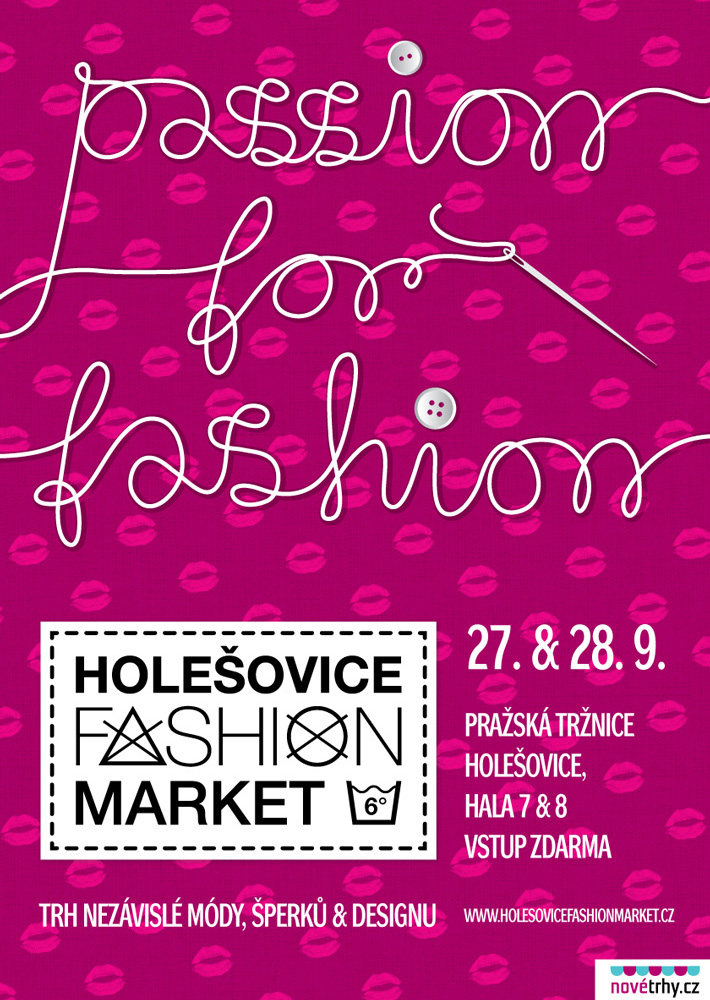 Holešovice Fashion Market 6 — Fashion for Passion