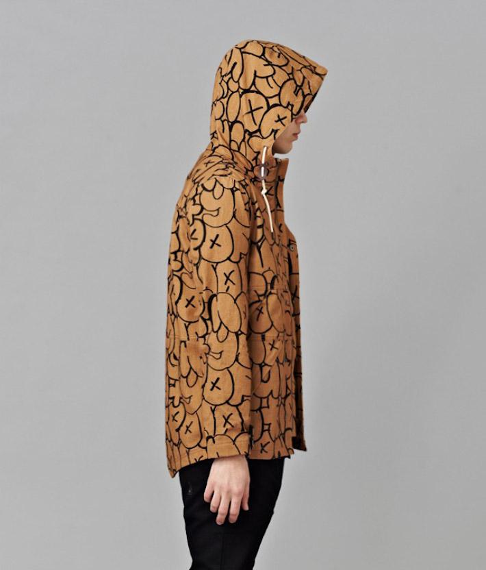 I Love Ugly kolekce Chalk béžová pánská podzimní bunda