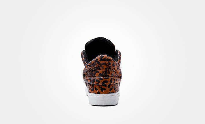 Supra Falcon Cheetah, leopardí kotníkové boty, dámské apánské Sneakers
