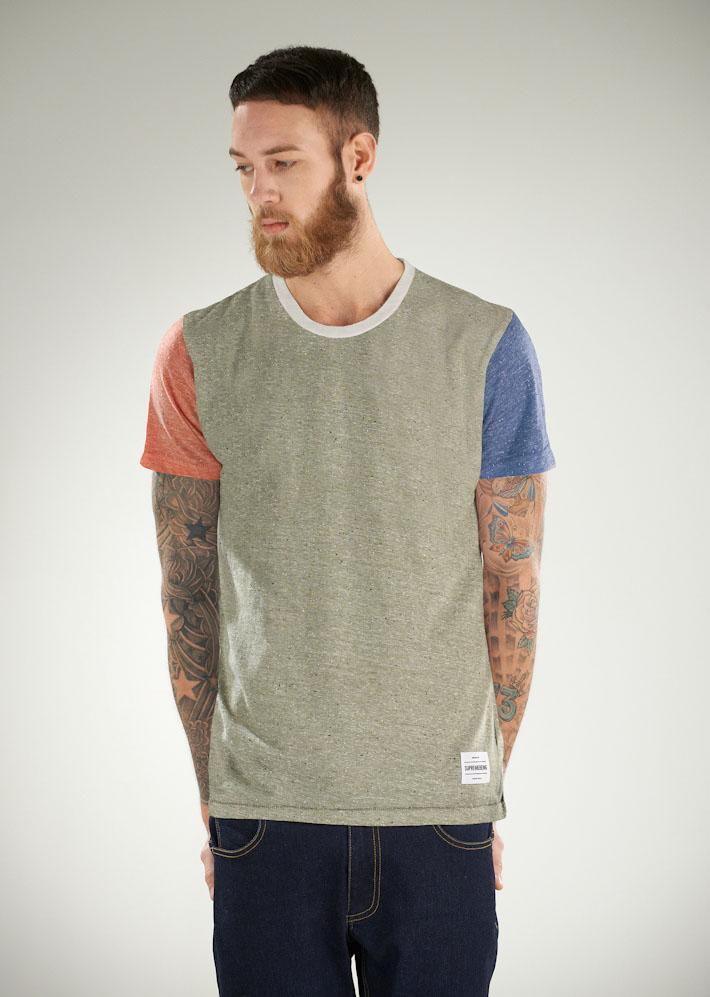 Supremebeing pánské tričko