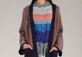 Supremebeing dámské oblečení podzim/zima 2013