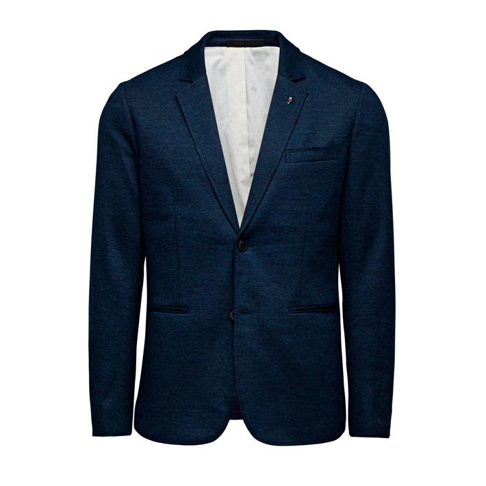 Jack & Jones pánské luxusní sako tmavě modré