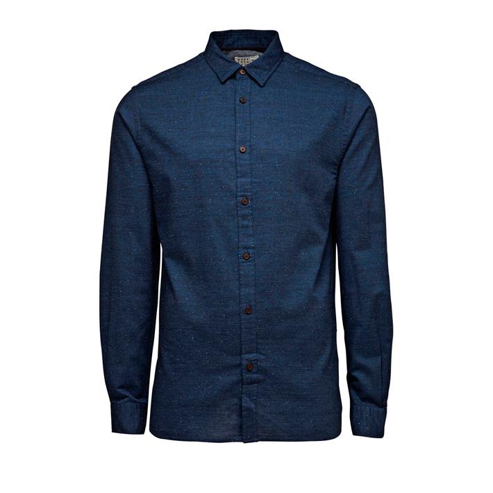 Jack & Jones luxusní košile pánská modrá