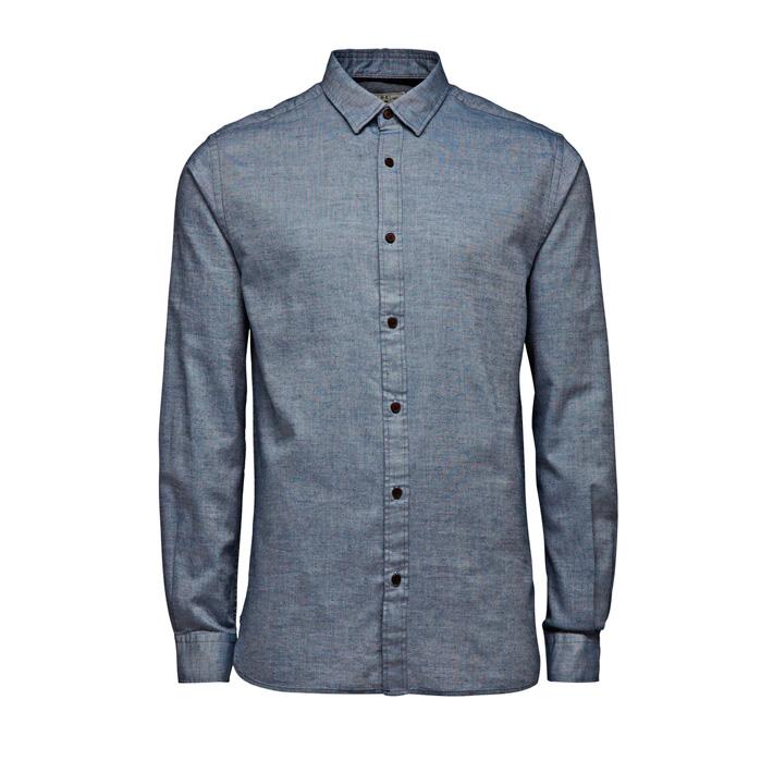 Jack & Jones luxusní košile pánská bledě modrá
