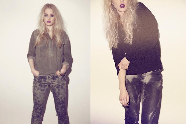 Rütme dámské oblečení, dánská móda