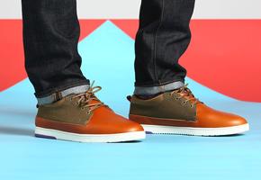 Podzimní boty Clae