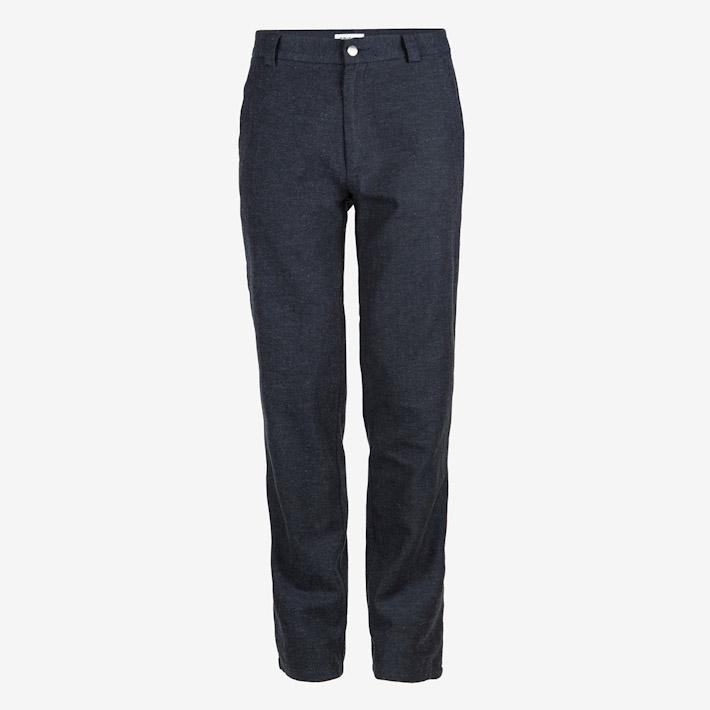 Frisur pánské modré kalhoty