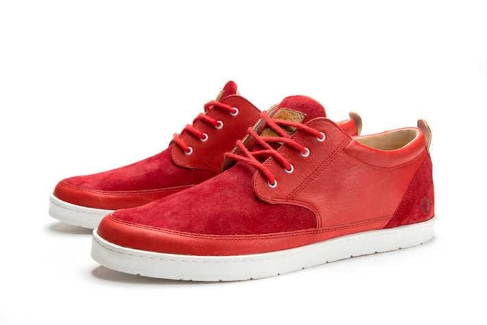 Splendix Shoes vycházkové boty pro muže, semišové, nízké tenisky