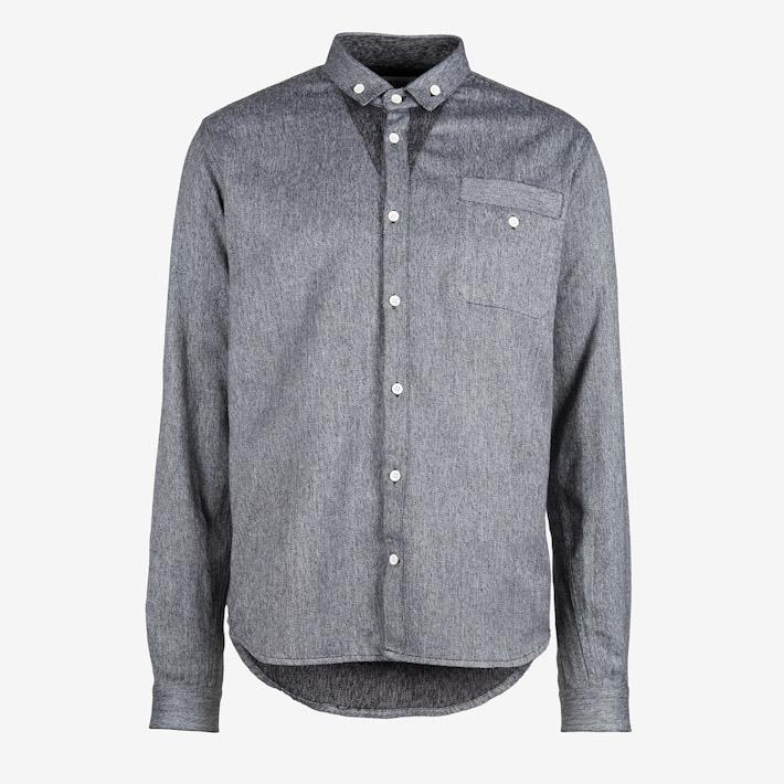 Frisur pánská košile šedá