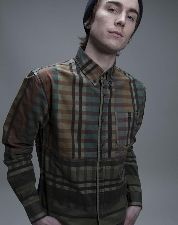 Volklore pánská košile