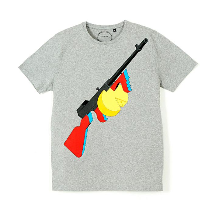 Commune de Paris tričko spotiskem pánské