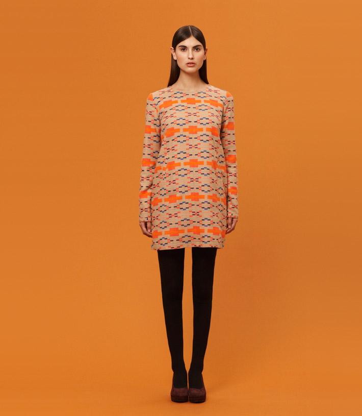 Libertine Libertine dámské vzorované šaty
