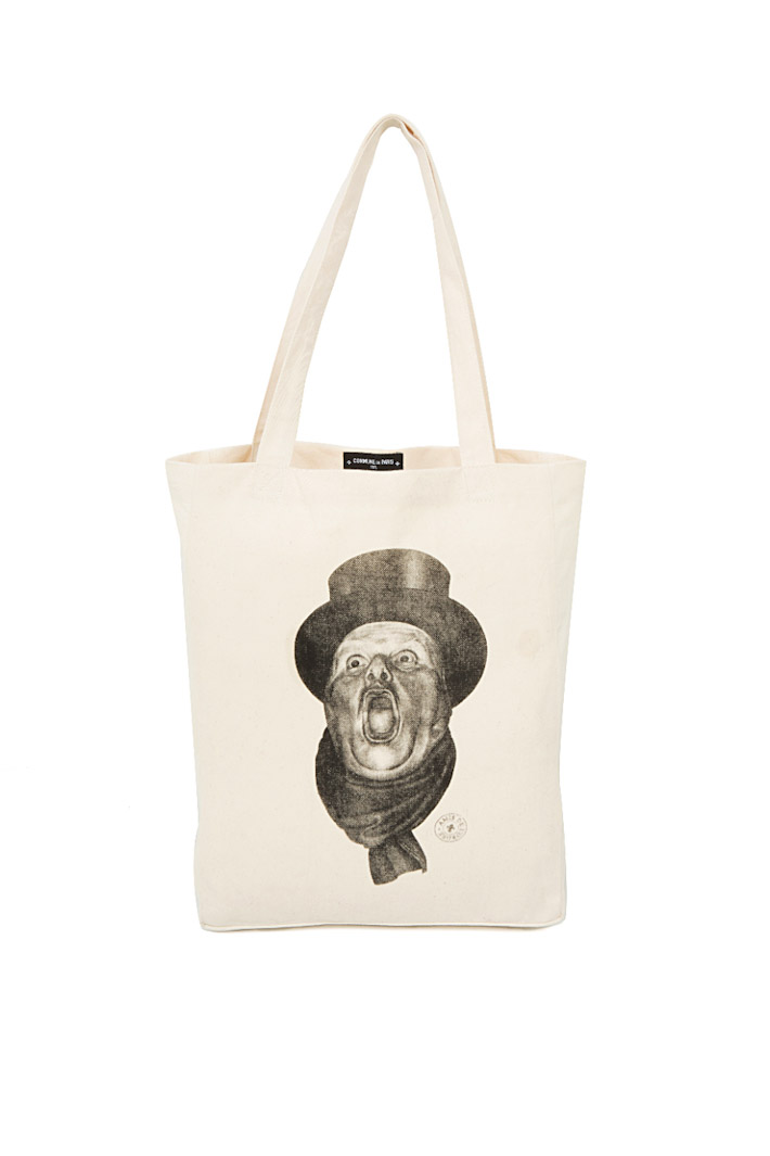 Commune de Paris plátěná taška spotiskem