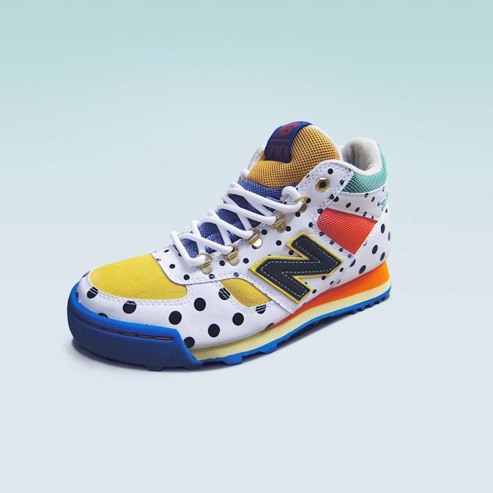 Sneakercube - Pawel Nolbert - kotníkové boty, tenisky, sneakers, New Balance