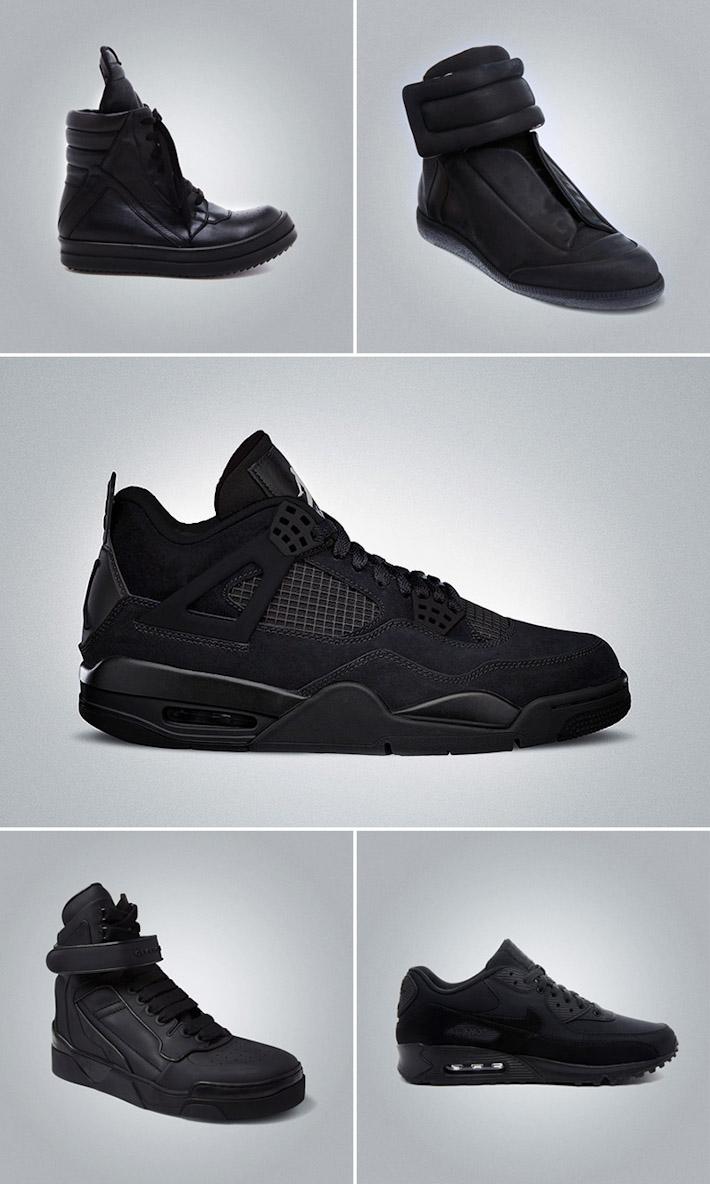 Sneakercube - Pawel Nolbert - kotníkové boty, tenisky, sneakers, Nike Air, Nike Air Jordan, Givenchy, Rick Owens, Martin Margiela Velcro