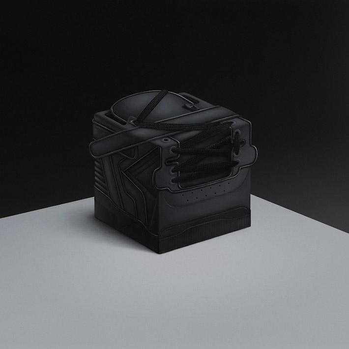 Sneakercube - Pawel Nolbert