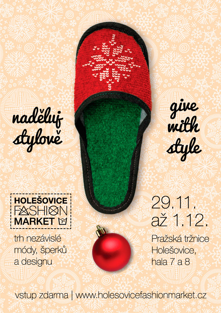 Holešovice Fashion Market 7 — Give With Style