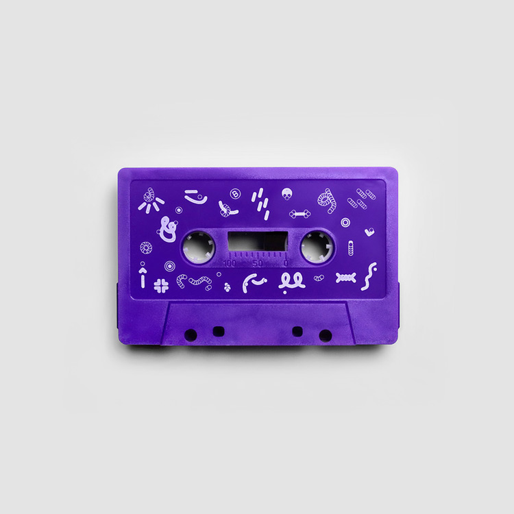 MAMAMA analogová kazeta