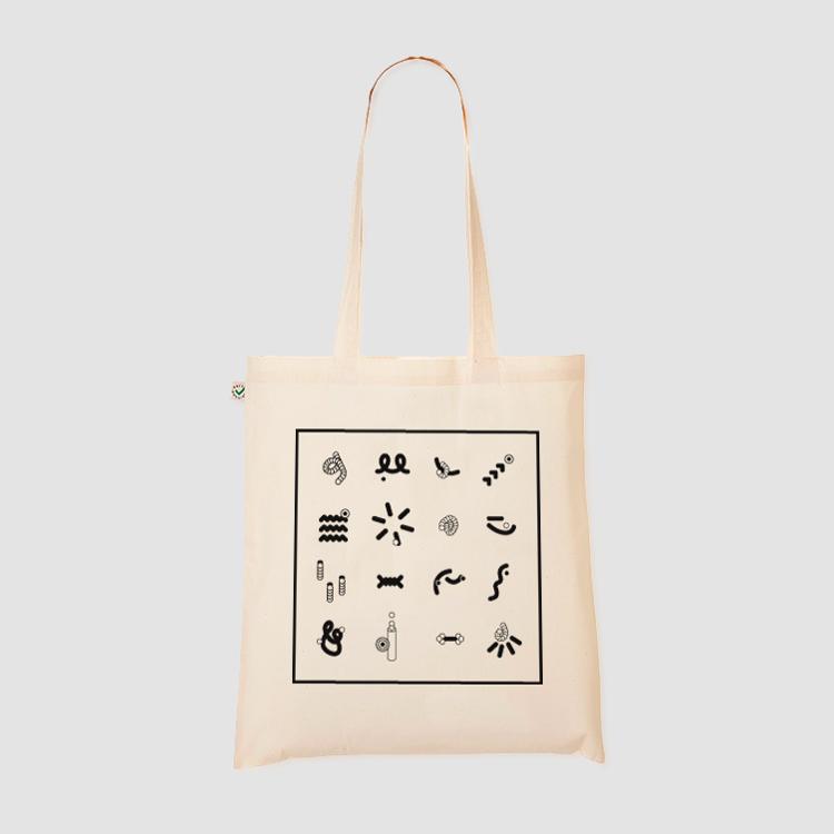 MAMAMA plátěná taška spotiskem