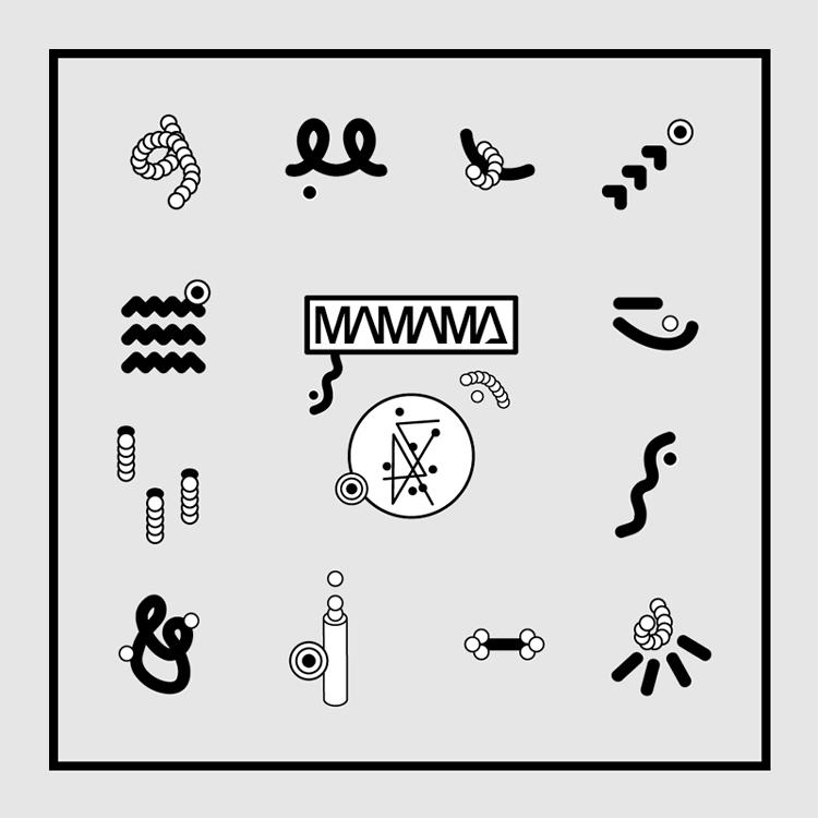 MAMAMA kolekce Capsule