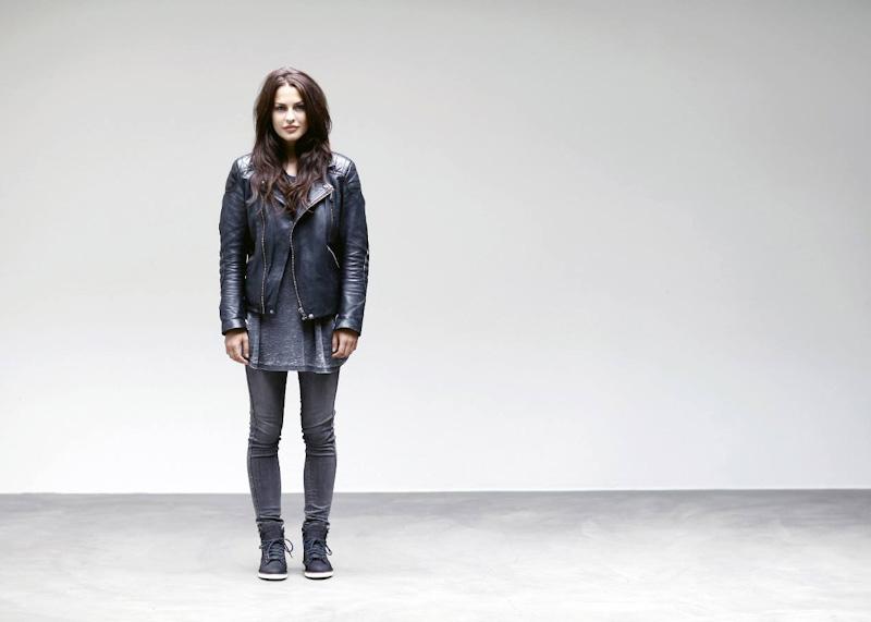 ETQ Amsterdam luxusní vysoké zimní boty