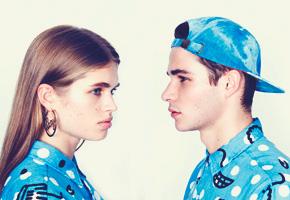 Lazy Oaf – pánské a dámské oblečení, lookbook Vánoce 2013