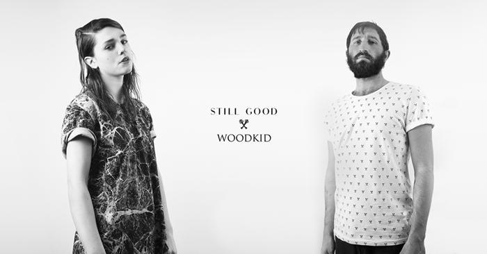 Trička s potiskem Still Good X Woodkid