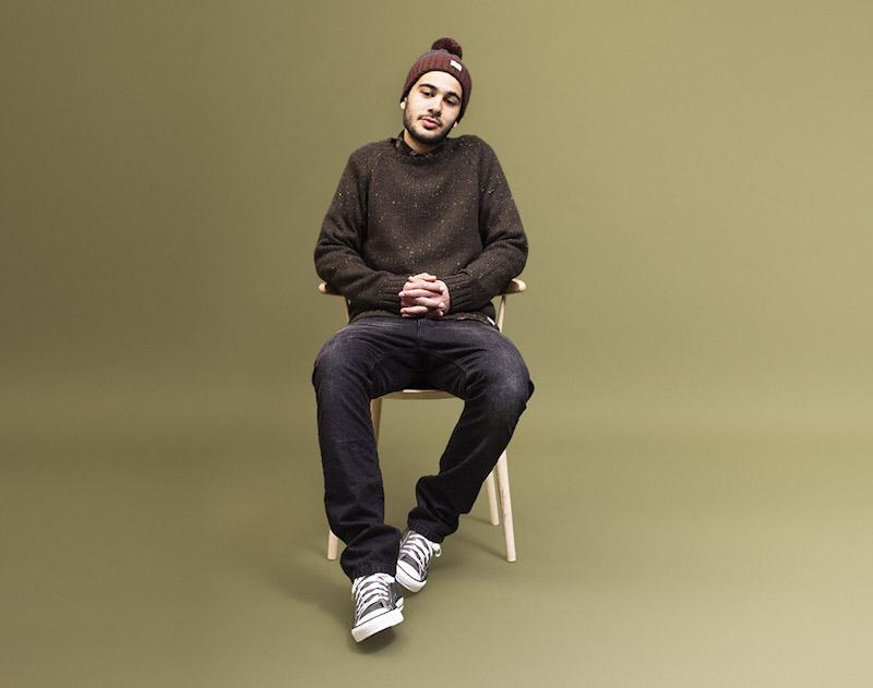 RVLT/Revolution – pánský pletený svetr, kalhoty