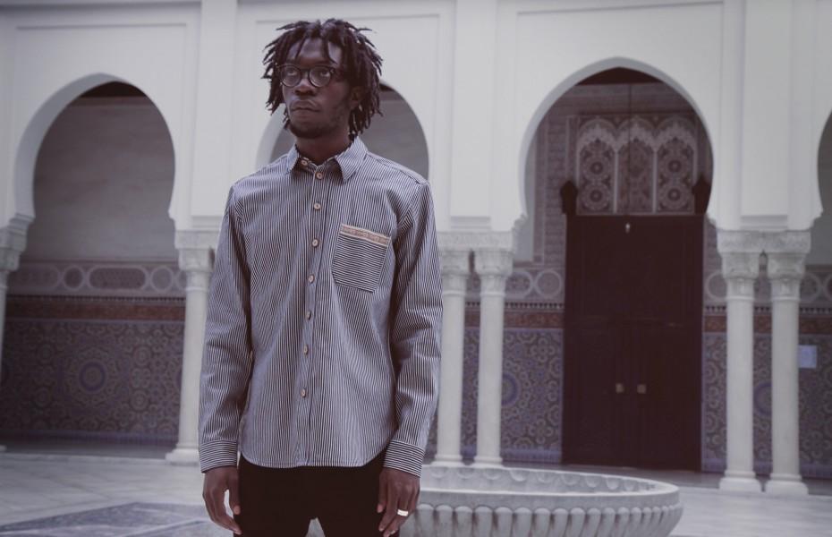 Apadana proužkovaná košile, dlouhý rukáv