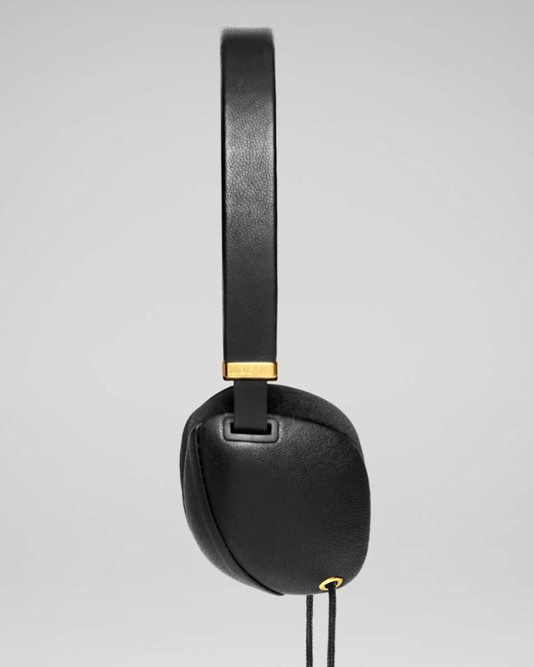 Sluchátka Molami Plica, černá