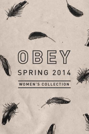 Obey oblečení – jaro/léto 2014