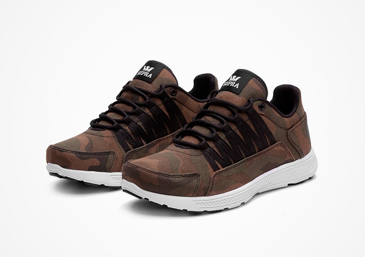 Běžecké boty Supra Owen Camo Print – tenisky