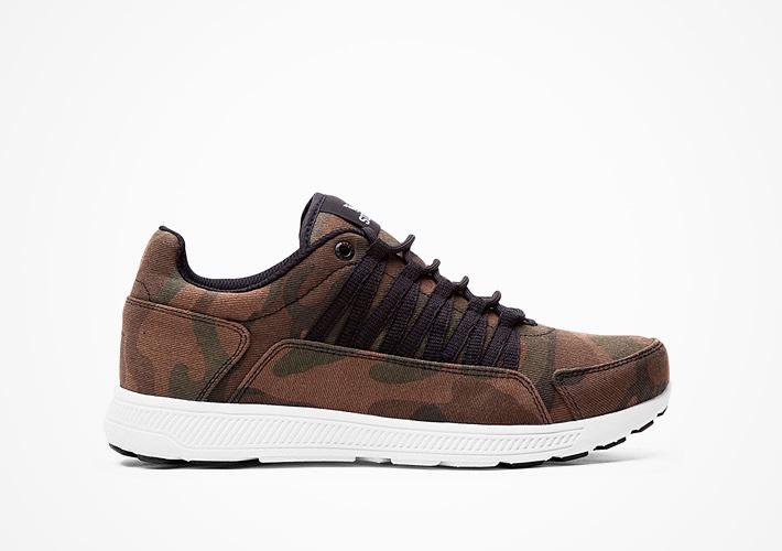 Běžecké boty Supra Owen s maskáčovým vzorem