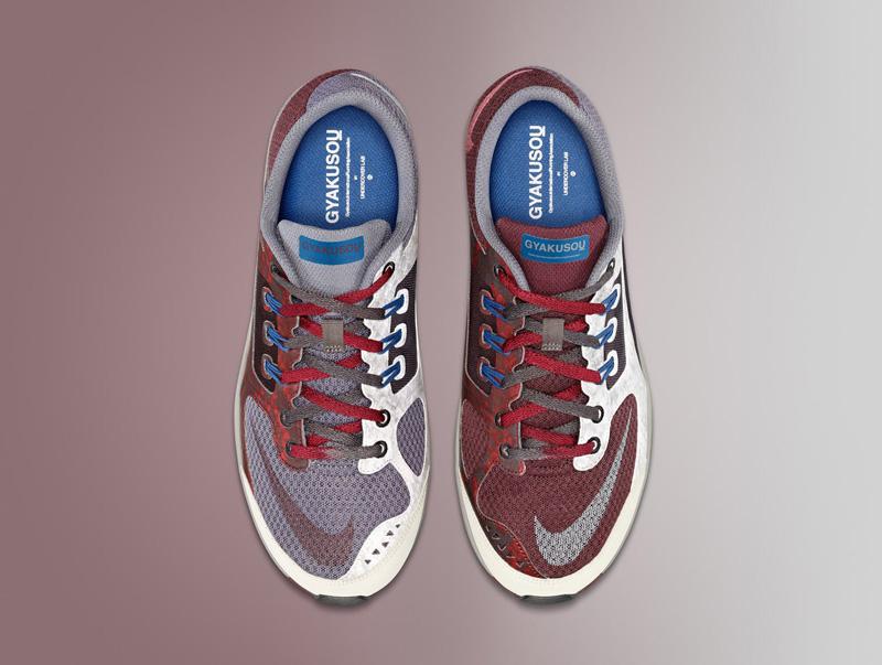 Nike x Undercover Gyakusou – pánské běžecké boty Lunar Speed