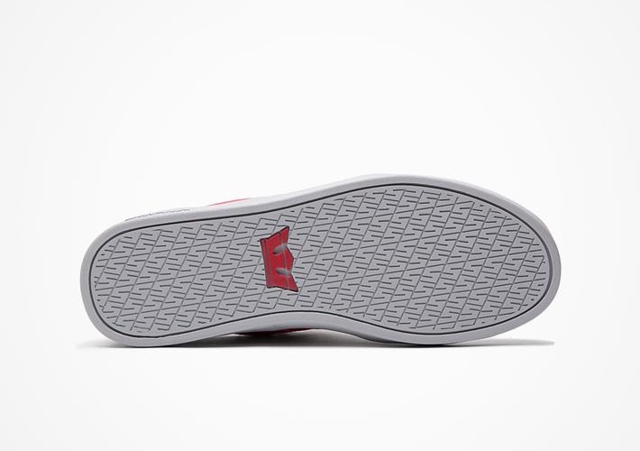 Boty Supra Stacks II – červené tenisky