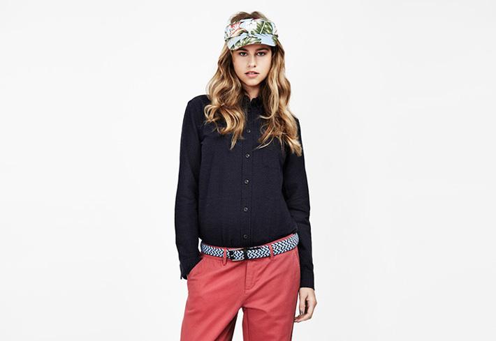 Penfield – dámská móda na jaro/léto 2014