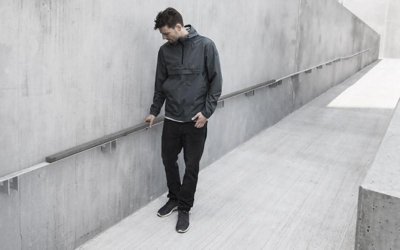 RVLT/Revolution – pánská jarní bunda, šedá