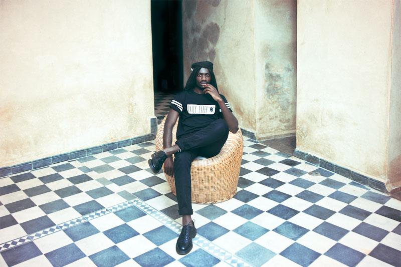 Daily Paper – pánské oblečení – lookbook