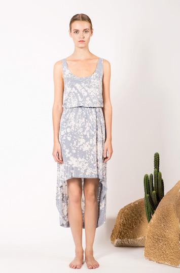 Frisur – dámské oblečení – skvrnité letní šaty