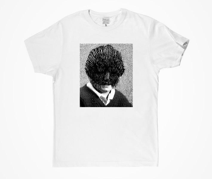Phenüm — bílé tričko spotiskem