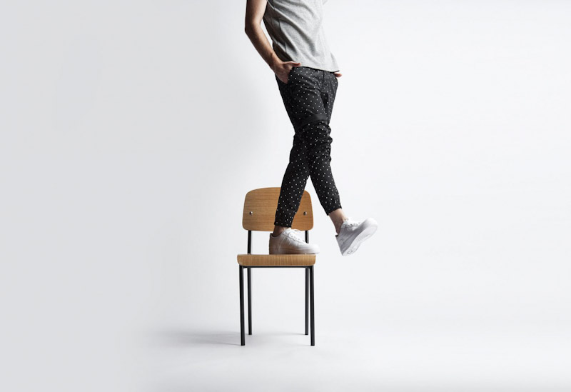 Publish – pánské oblečení – kalhoty spuntíky