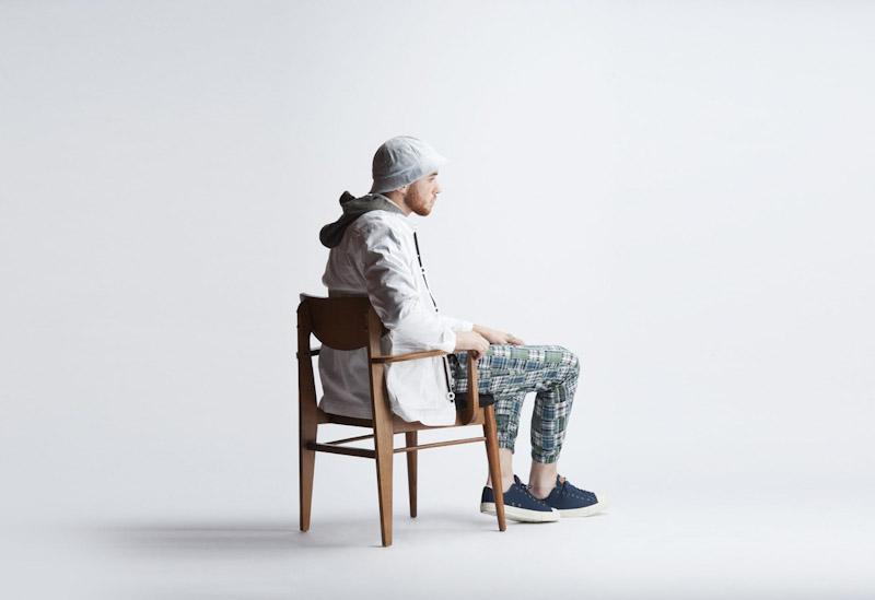 Publish – pánské oblečení – kalhoty se vzorem, jarní bunda