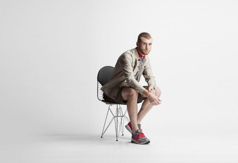 Publish – pánské oblečení – khaki jarní bunda