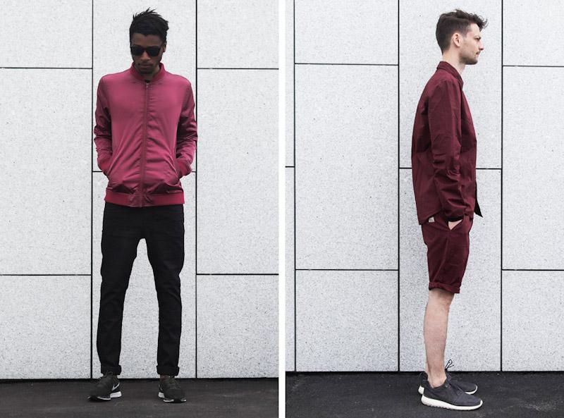 RVLT/Revolution – jarní bunda, košile, kalhoty, šortky