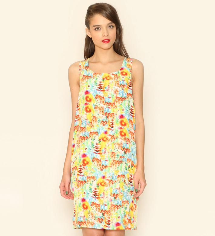 Pepa Loves – dámské oblečení – letní šaty, květinový vzor