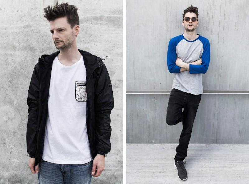 RVLT/Revolution – tričko, bunda