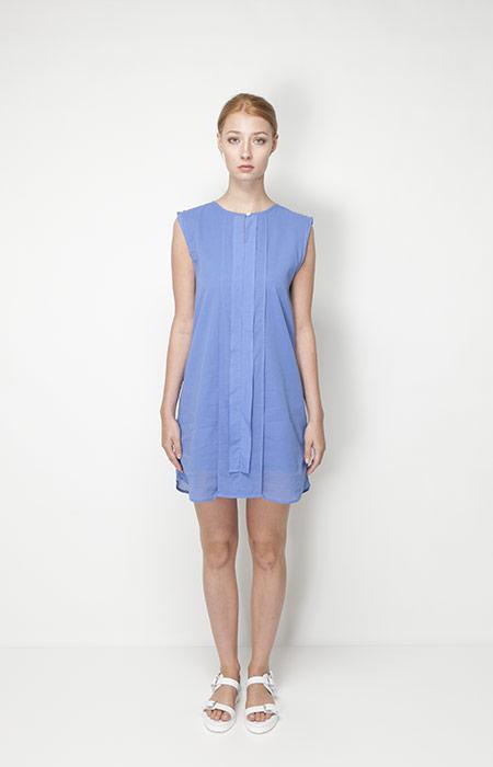 Ucon Acrobatics – dámská móda – světle modré letní šaty