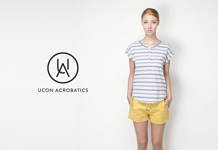 Ucon dámské oblečení jaro/léto 2014